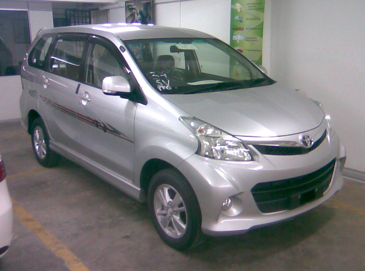 Low Income Car Insurance >> 2013 Brand New TOYOTA AVANZA 1.3 & 1.5 VVT-i | TOYOTAnewcars