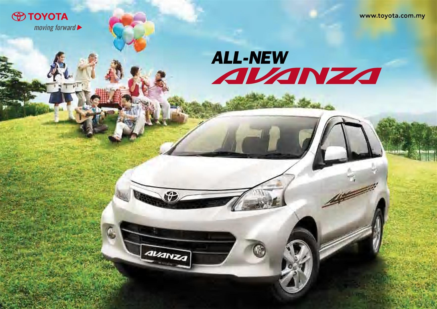 Image Result For Model Avanza