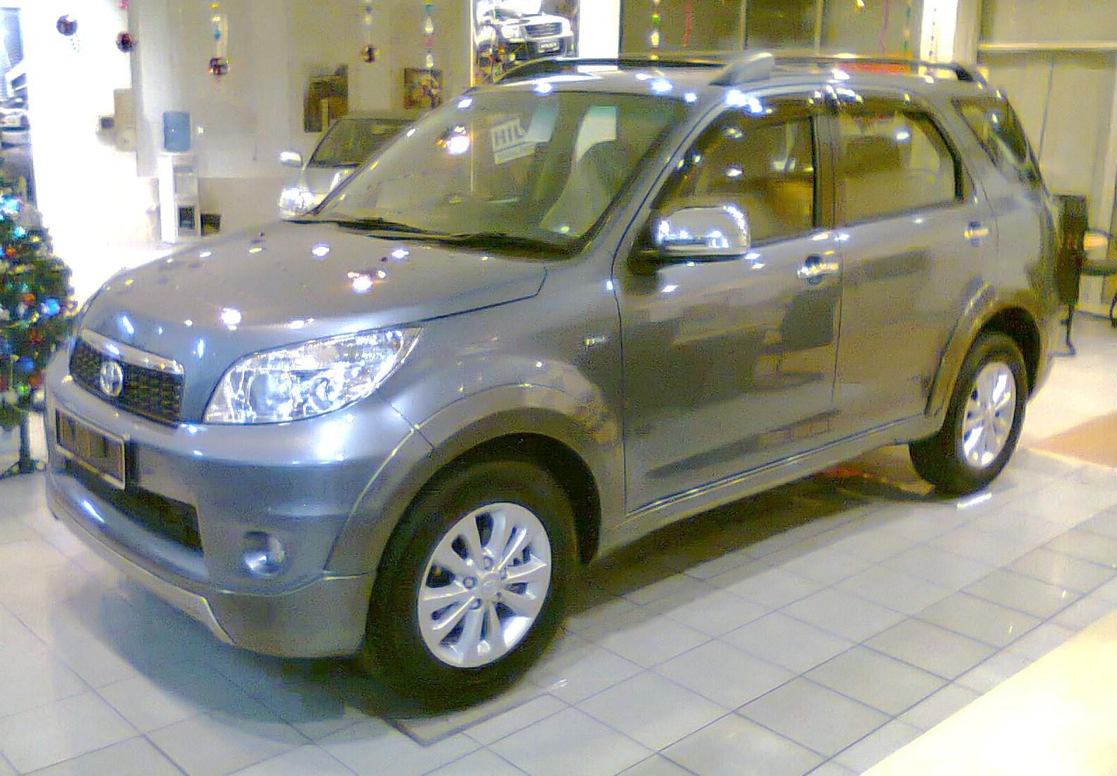 2013 Brand New Toyota Rush 1 5 Vvt I Suv Toyotanewcars
