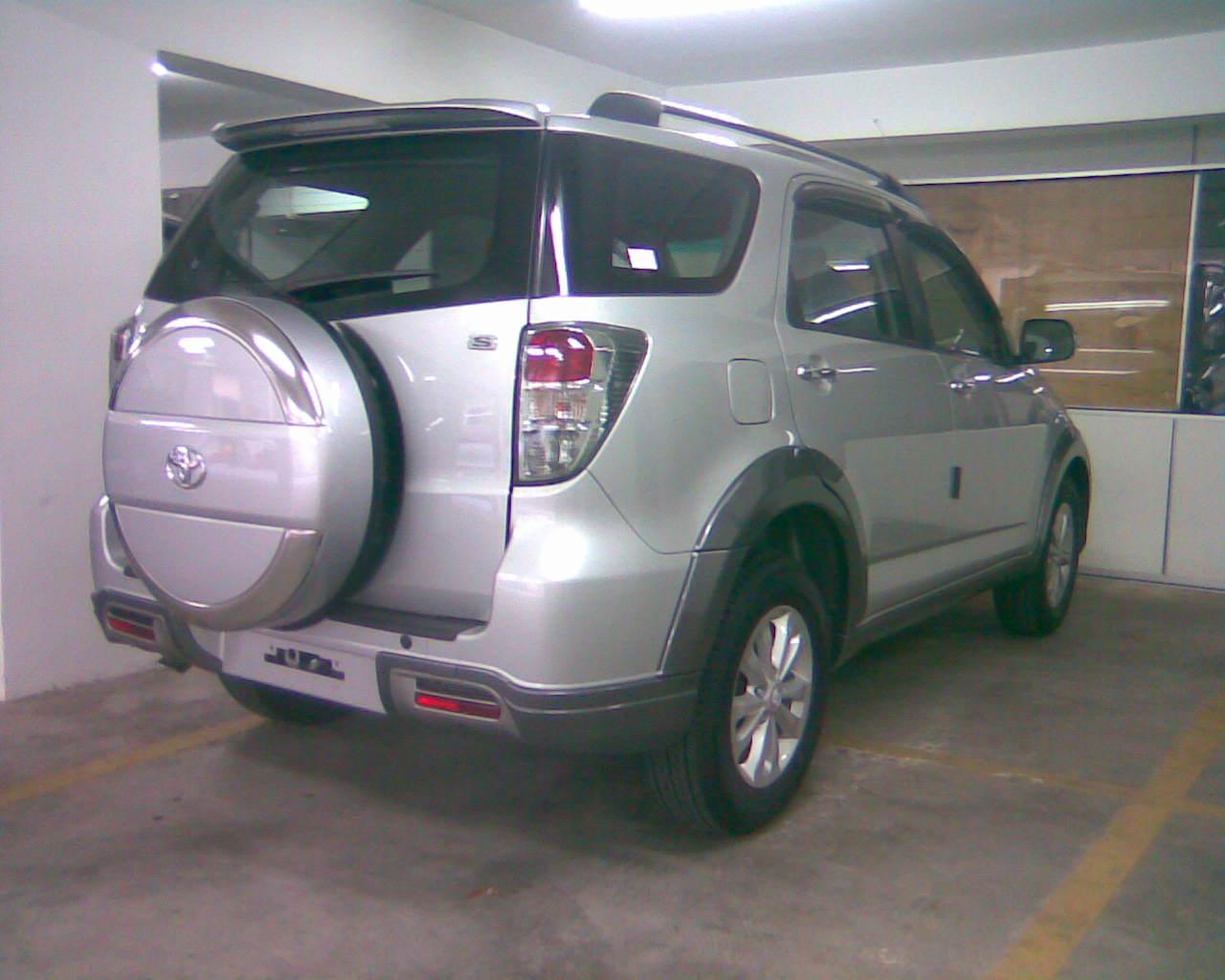 Kelebihan Toyota Rush 2013 Tangguh